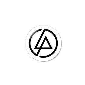 Linkin Park Pin White Vinyla Pins