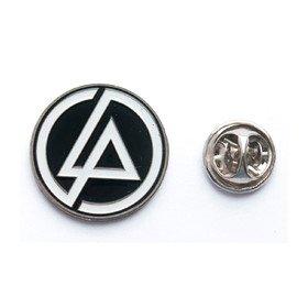 Linkin Park Black Pin Vinyla Pins