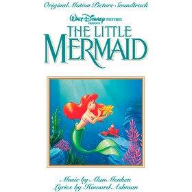 Little Mermaid 30th Anniversary Vinyl Original Soundtrack