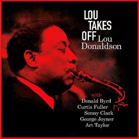Lou Takes Off Lou Donaldson