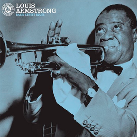 Basin Street Blues  Louis Armstrong