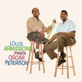 Meets Oscar Peterson Louis Armstrong