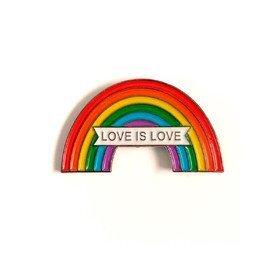 Love Is Love Pin Vinyla Pins