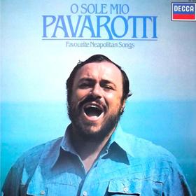 O Sole Mio Luciano Pavarotti