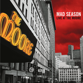 Live At The Moore Mad Season