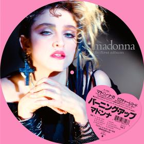 First Album (Limited Edition) Madonna