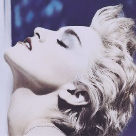 True Blue (Limited Edition) Madonna