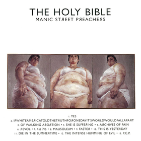 The Holy Bible Manic Street Preachers