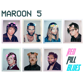 Red Pill Blues Maroon 5
