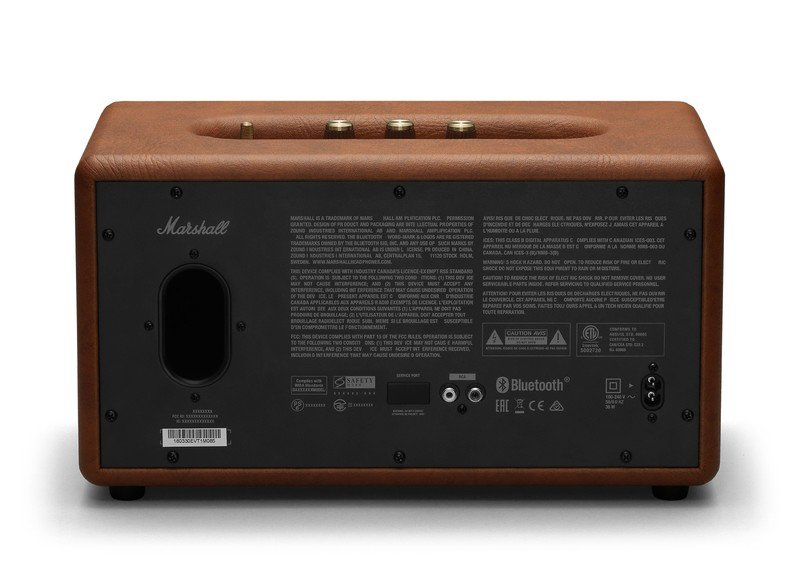 Stanmore II Bluetooth Brown