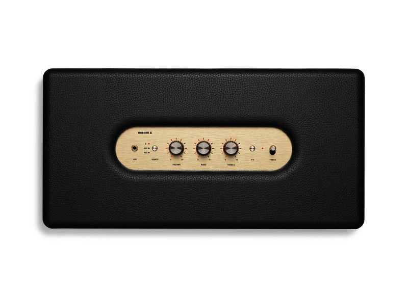 Woburn II Bluetooth Black