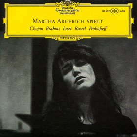 Debut Recital Martha Argerich