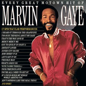 Every Great Motown Hit Of Marvin Gaye (15 Spectacular Performances) Marvin Gaye