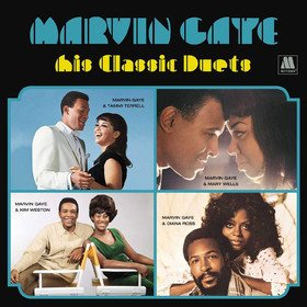 His Classic Duets Marvin Gaye