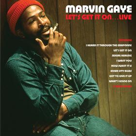 Let'S Get It On (Live) Marvin Gaye