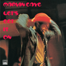 Let's Get It On Marvin Gaye