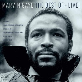 The Best Of - Live! Marvin Gaye