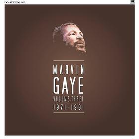 Volume Three 1971-1981 Marvin Gaye