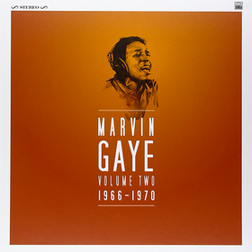 Volume Two 1966 - 1970 Marvin Gaye