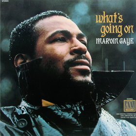 What's Going On Marvin Gaye