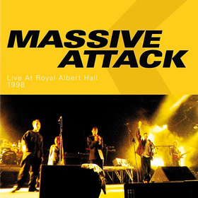 Live At Royal Albert Hall 1998 Massive Attack