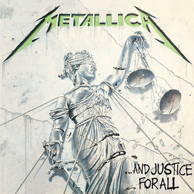 ...And Justice For All Metallica