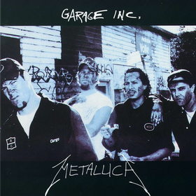 Garage Inc. (Limited Edition) Metallica