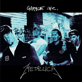 Garage Inc. Metallica