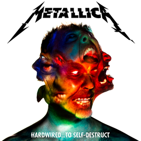Hardwired... To Self-Destruct (Deluxe Box Set) Metallica