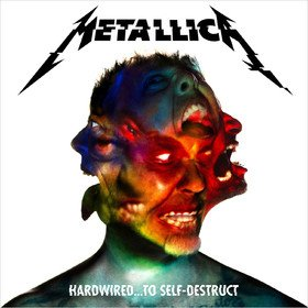 Hardwired...To Self-Destruct Metallica