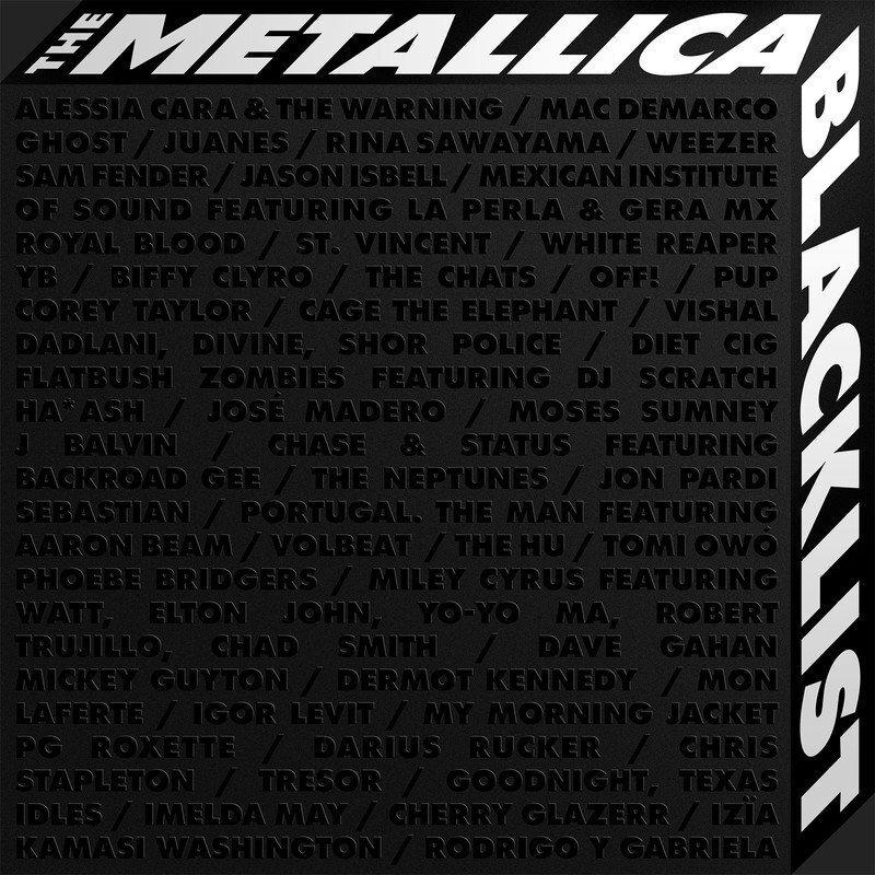 The Metallica: Blacklist