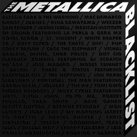 The Metallica: Blacklist Various Artists