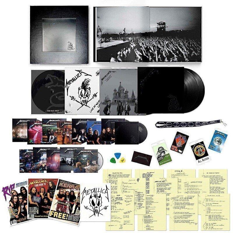 Metallica (Super Deluxe 30th Anniversary Box Set)