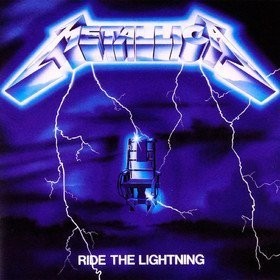 Ride the Lightning - LP BOXSET Metallica