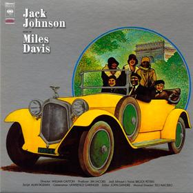 Jack Johnson Miles Davis
