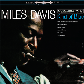 Kind Of Blue (Coloured Vinyl) Miles Davis