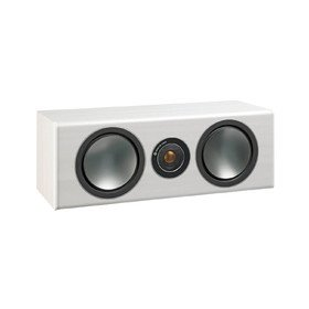 Bronze Centre White Ash Monitor Audio