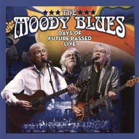 Days Of Future Passed Live Moody Blues