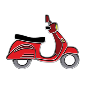 Scooter PICO Pins