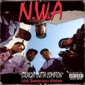 Straight Outta Compton (20th Anniversary Edition) N.W.A.