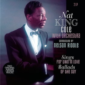 Sings For Two In Love/Ballads of the Day Nat King Cole