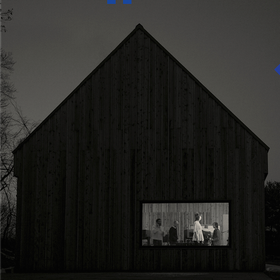 Sleep Well Beast (Blue Vinyl) National