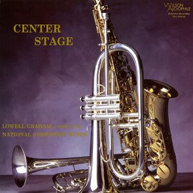Center Stage National Symphonic Winds