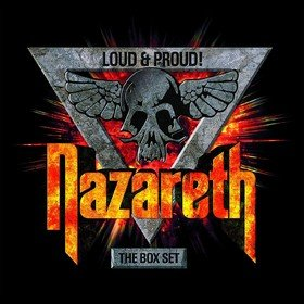Loud & Proud! (Box Set) Nazareth