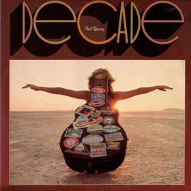 Decade (Limited Edition) Neil Young