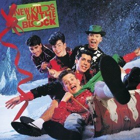 Merry, Merry Christmas (Limited Edition) New Kids On The Block