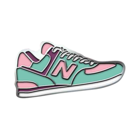 Sneackers New Balance Mint/Pink PICO Pins