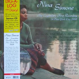 The Legendary First Recordings In New York City, 1957 Nina Simone