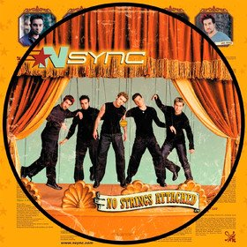 No Strings Attached (20th Anniversary Edition Picture Disc) N Sync