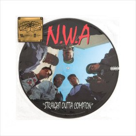 Straight Outta Compton (Picture Disc) N.W.A.